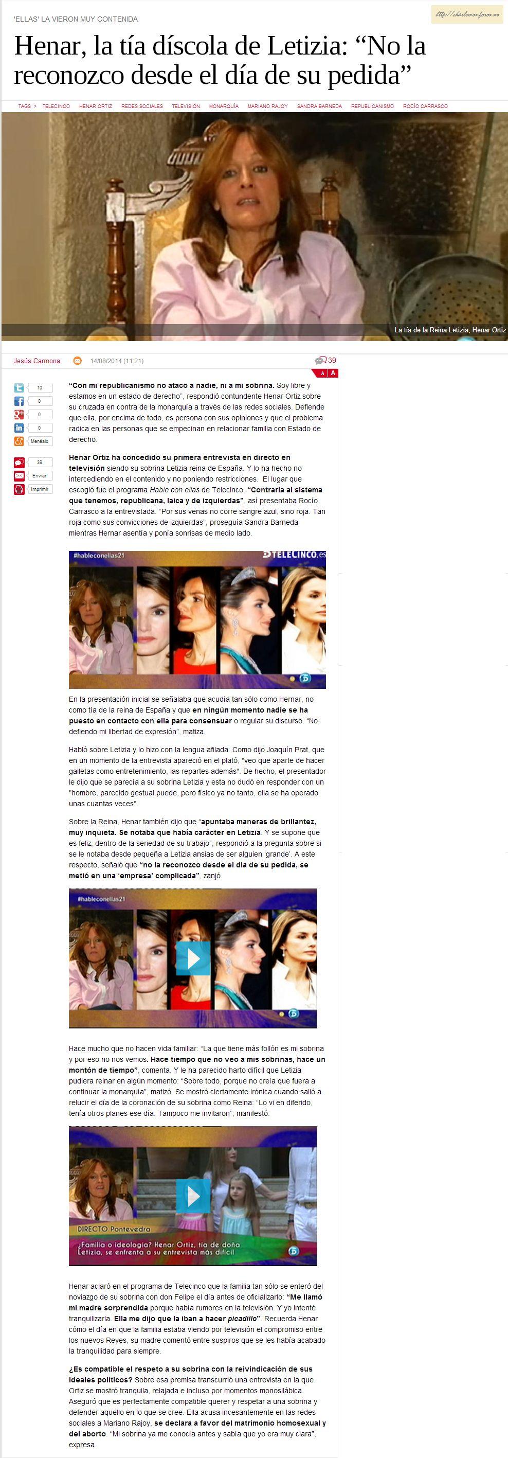 LOS FAMILIARES DE LETIZIA..TODO AQUI - Página 7 NX6aKX