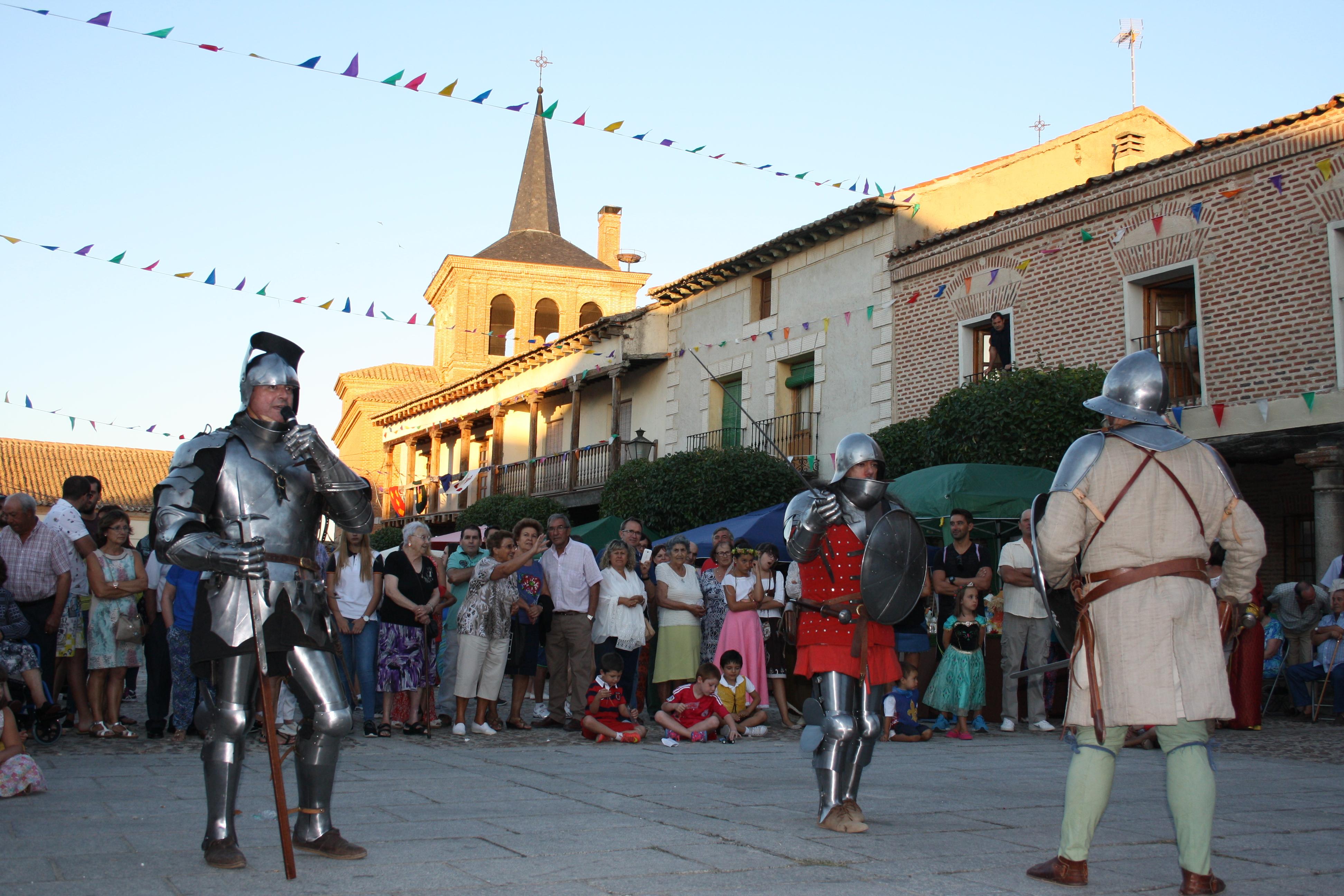 VI Mercado renacentista de Martín Muñoz de las Posadas Kxoavx