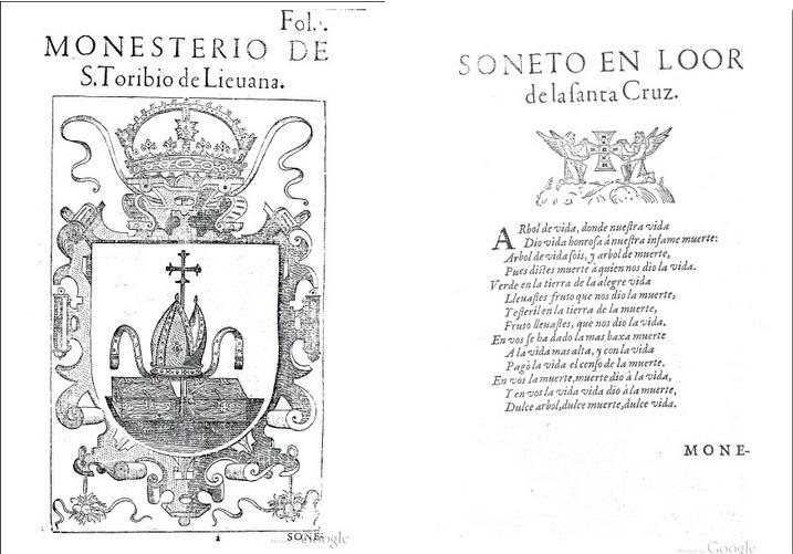 Cruces y rosarios de mis abuelos de novena generación (siglo XVII) Sandoval01