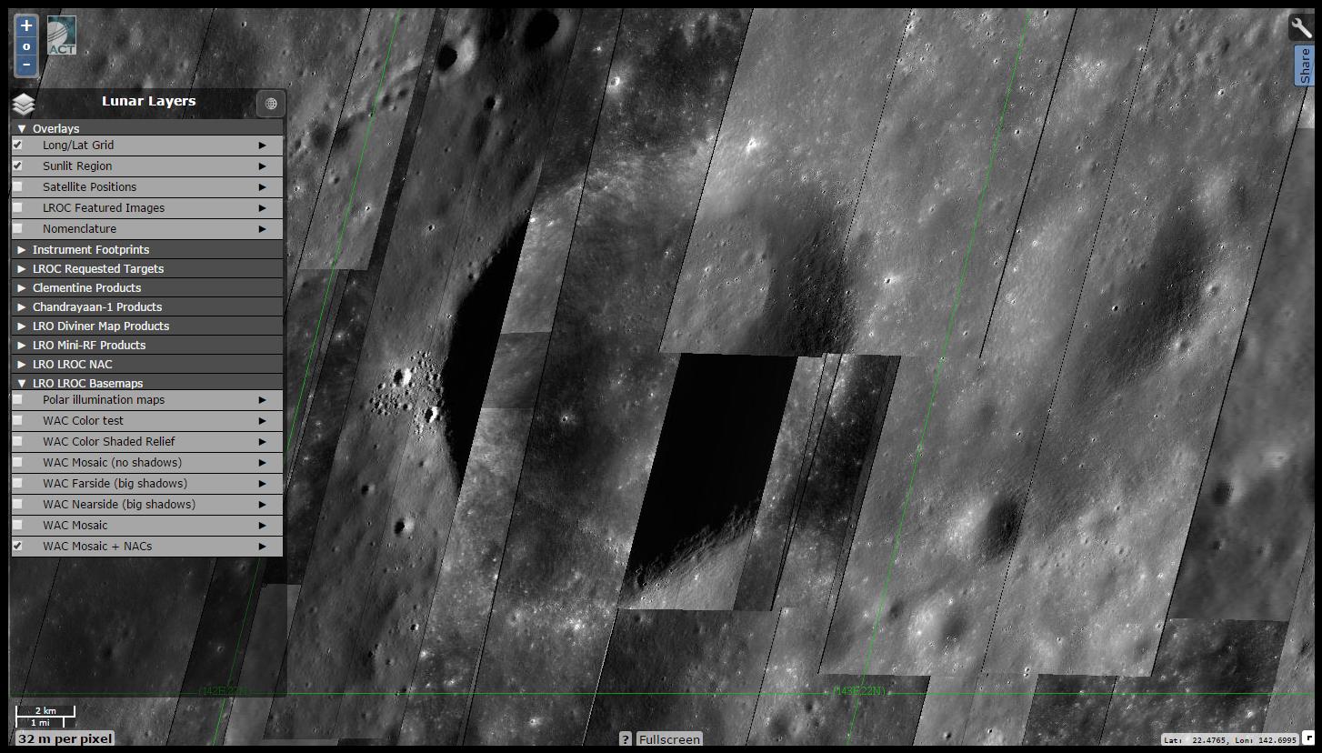 Des ovnis sur la Lune ? - Page 2 C3UASb