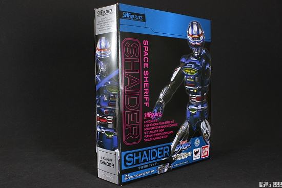 [Review] S.H. Figuarts Shaider GhhQwt