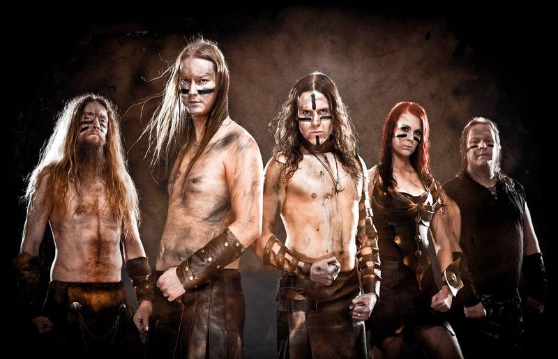 Ensiferum - Suomi Warmetal (EP) (2014)  Vmx8St