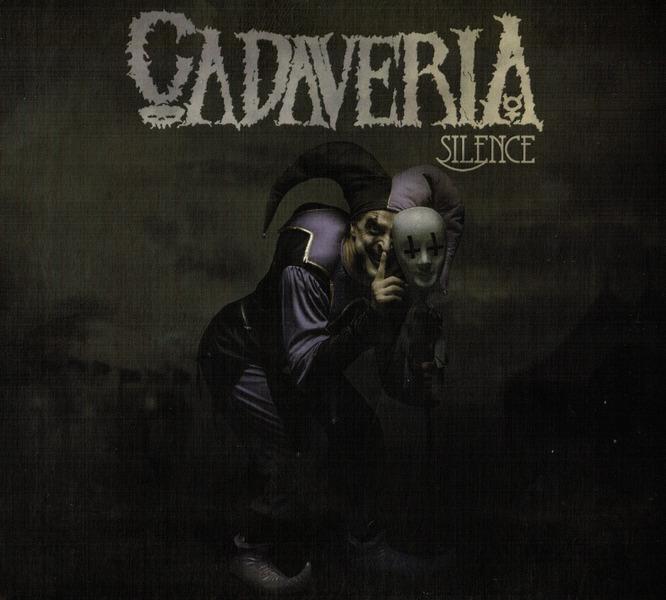 Cadaveria - Silence (Digipak Edition) (2014)  2F4dYI