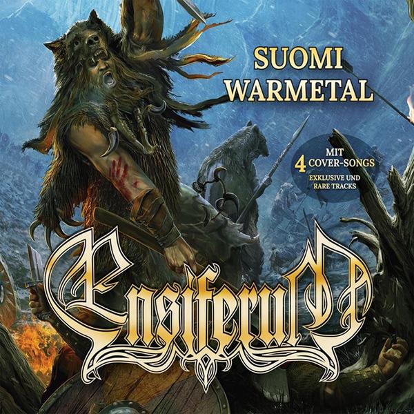 Ensiferum - Suomi Warmetal (EP) (2014)  Jv0kyQ