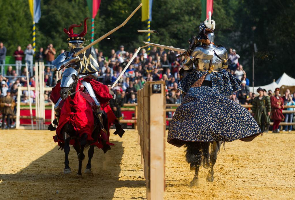 El paso honroso de Suero de Quiñones (1434) J8flqW