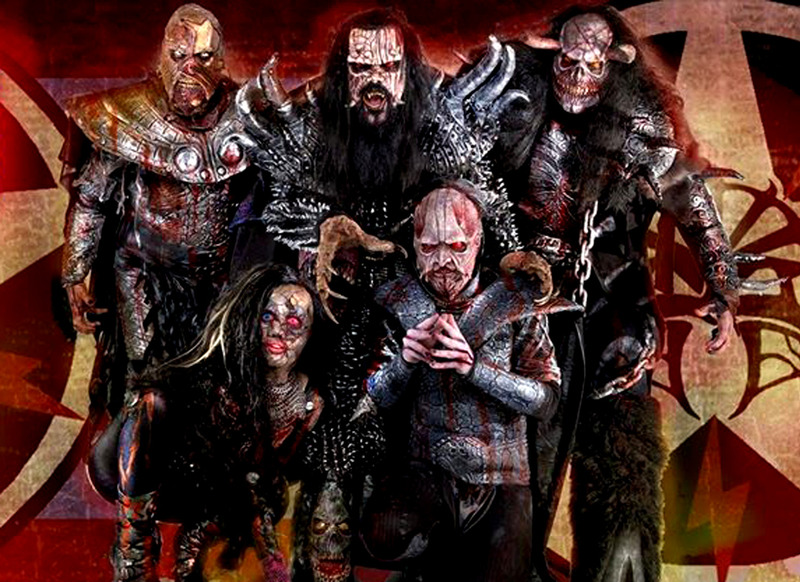 Lordi - Scare Force One (Japan Edition) (2014) HXlEO4