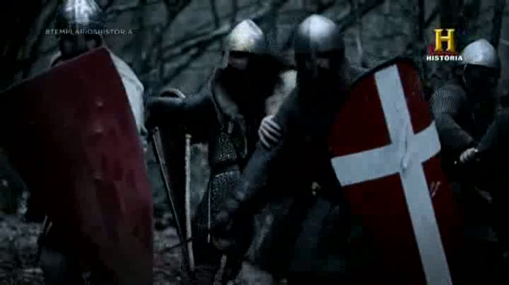 """Templarios"" Canal Historia G97Baq"
