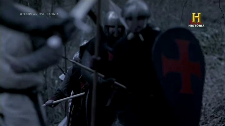 """Templarios"" Canal Historia U6eMh6"