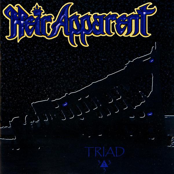 Heir Apparent - Triad (1999)  9mUHrO