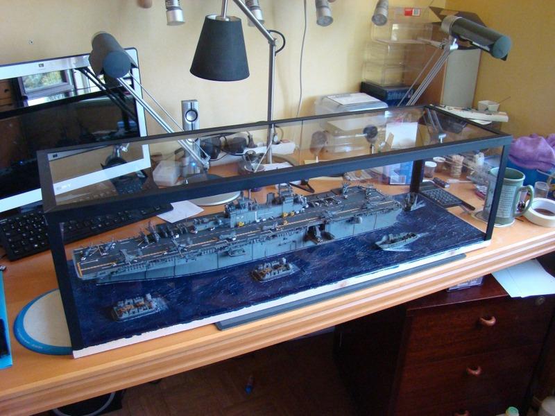 USS WASP LHD-1 au 1/350ème par nova73 - Page 9 Dsc09146c
