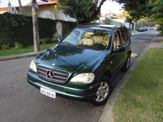 W163 ML430 2000/2001 - R$ 50.000,00 P07f