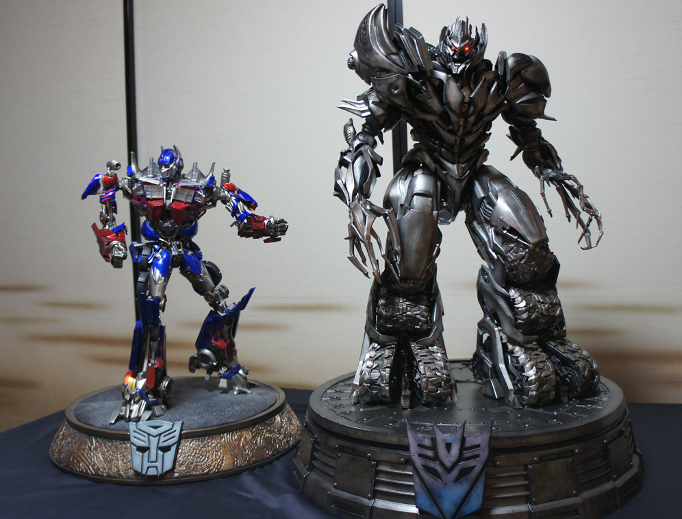 [Prime1Studio] Transformers: Revenge of The Fallen: Megatron Polystone Statue - Página 2 0lmh