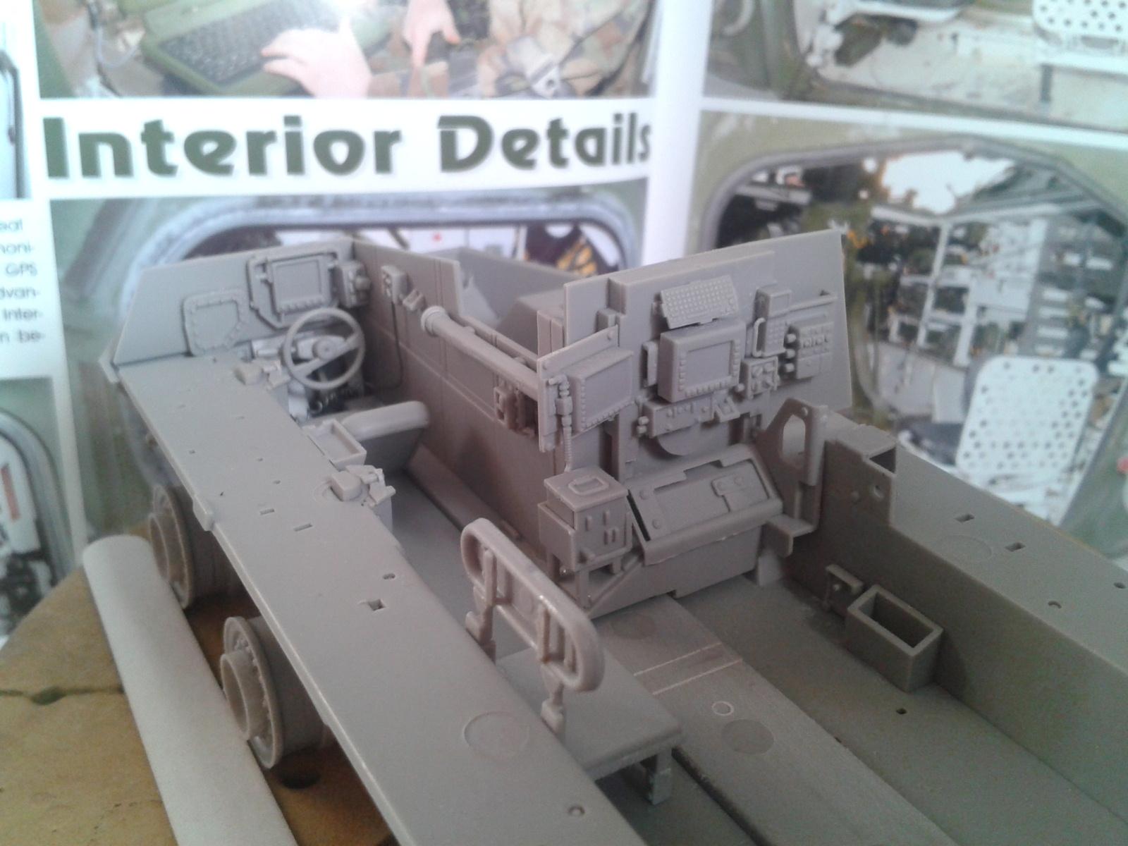 Stryker M1129 Mortar Carrier MC-B ...Montage terminé !!!! 20130416183129