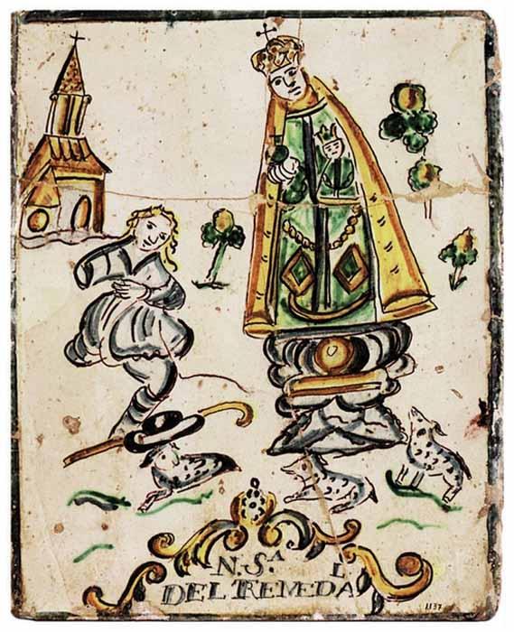 CUENCA - S Julián de Cuenca / Virgen del Tremedal - MR(304) (R.M. SXVIII-O172)(MAM) Mr304c