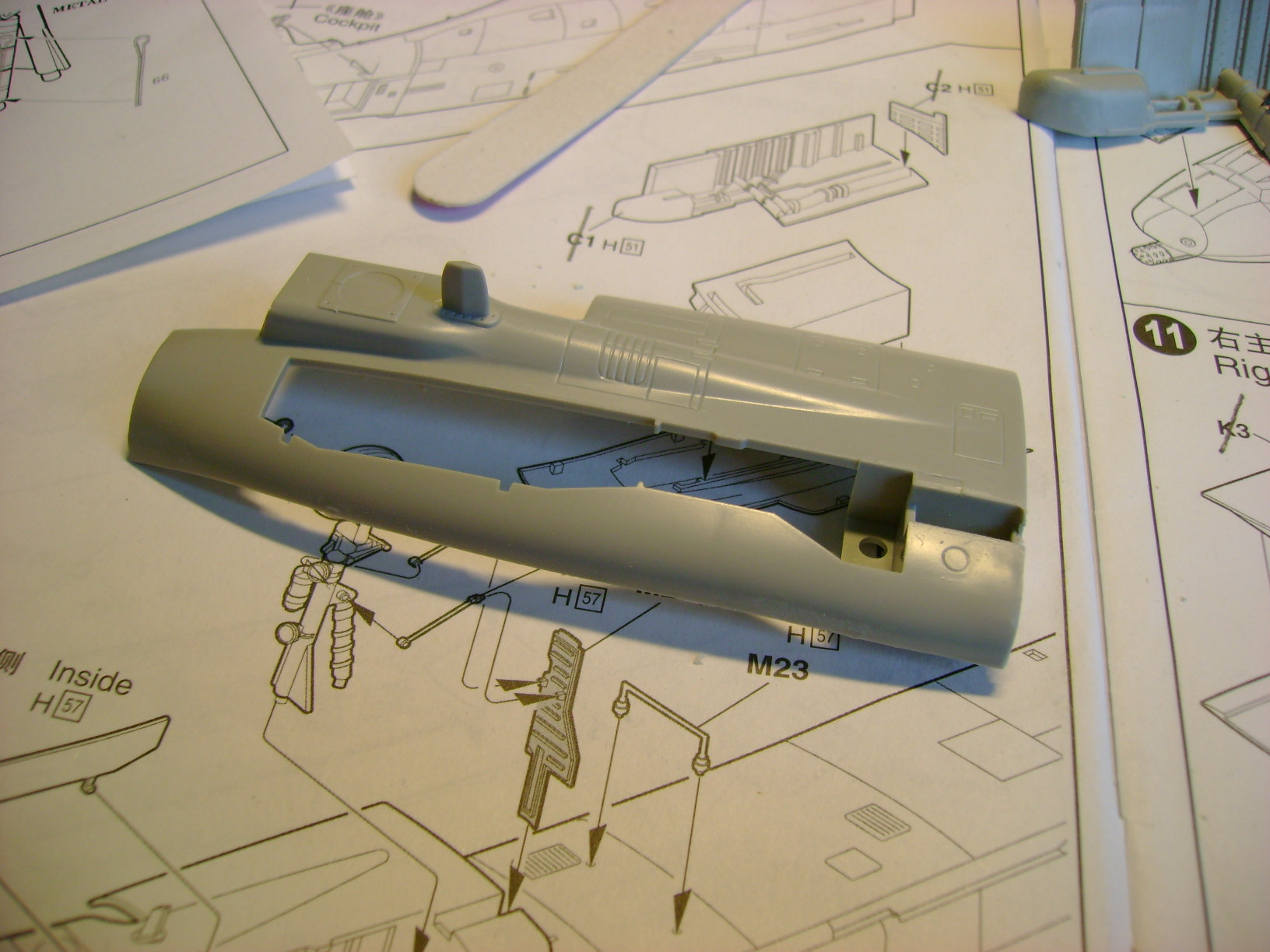 A-10 Thunderbolt II...1/32 Trumpeter + PE Edouard....( T-Bird) Up 02/12... 88959586