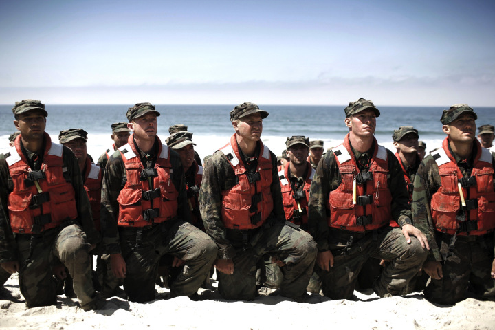 El Kit de los Navy SEALS... G34f