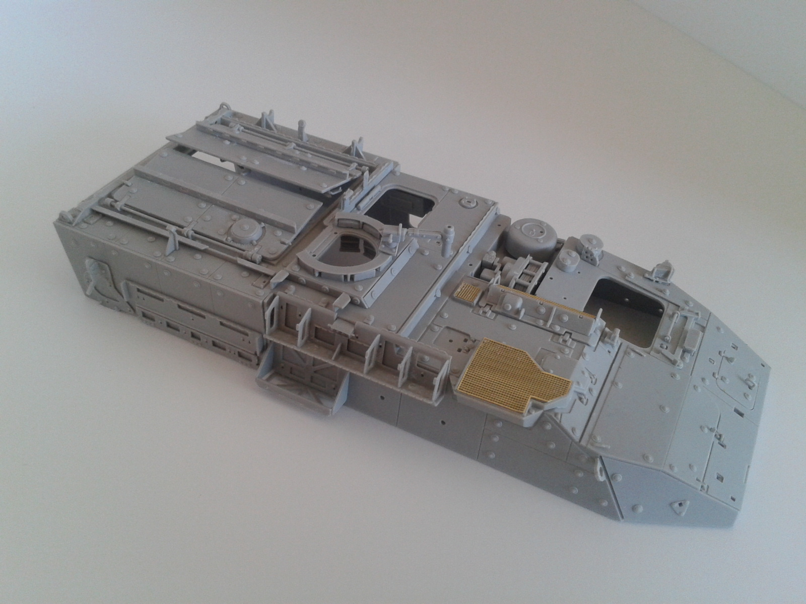 Stryker M1129 Mortar Carrier MC-B ...Montage terminé !!!! 20130520164941