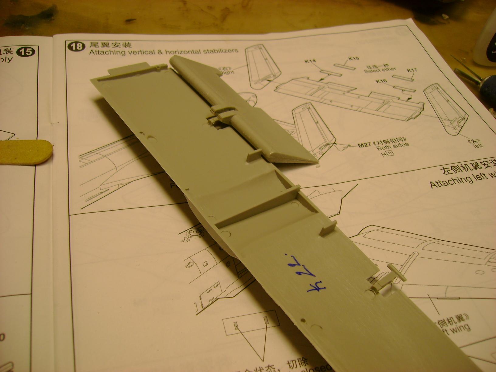 A-10 Thunderbolt II...1/32 Trumpeter + PE Edouard....( T-Bird) Up 02/12... 77108196