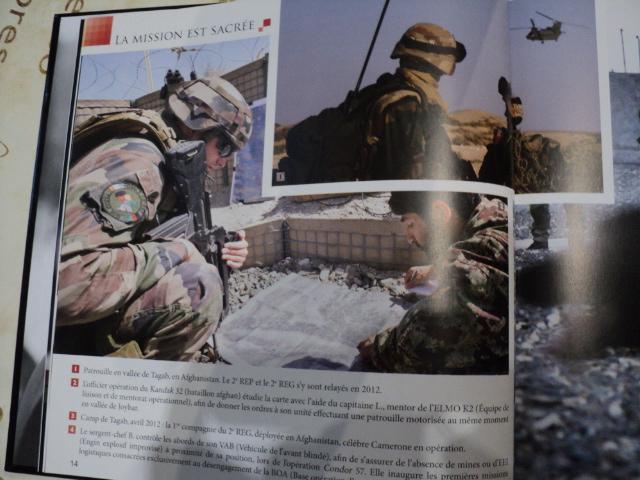La Legion Etrangere  en images  2013 Viel