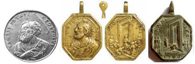 Recopilacion de medallas jubilares de datacion dudosa expuestas en el foro Imagen3y