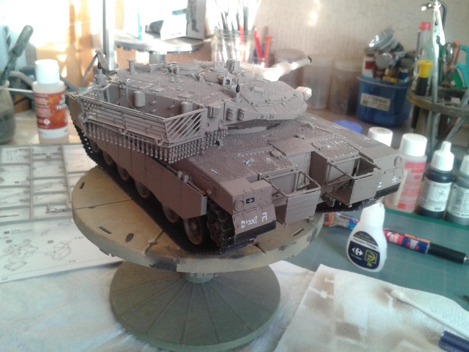 IDF MERKAVA MK.3D EARLY au 1/35 By Meng.....Terminer !!!! et sur son dio.... - Page 2 20130326180414