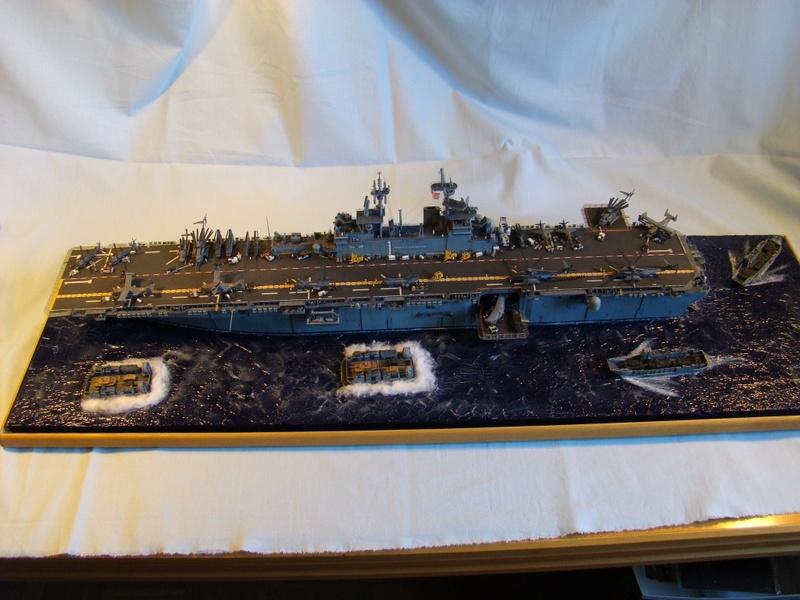USS WASP LHD-1 1/350 Revell  Dsc09172e