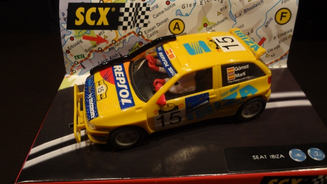 rally - Al Safari Rally en 1/32 Tgn2
