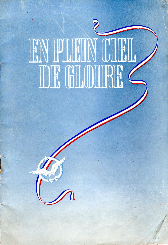 EN PLEIN CIEL DE GLOIRE 30u9