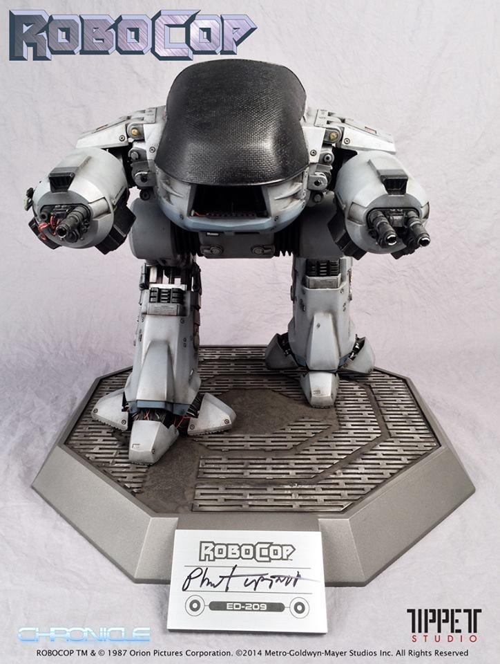 ED-209 par chronicle collectibles 22wp