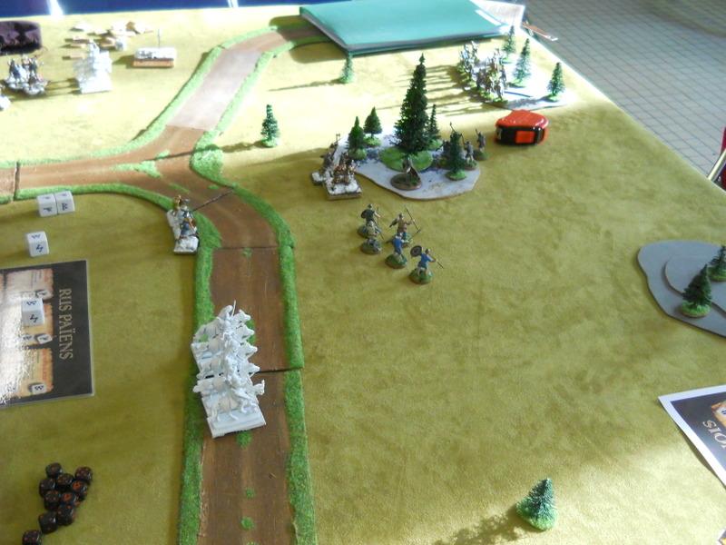 Anglo-danois contre Rus païens Mfo3
