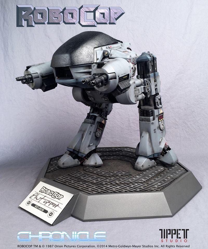 ED-209 par chronicle collectibles Xdkh