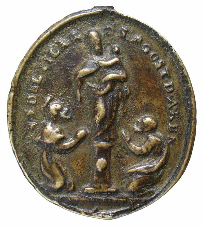 S. Antonio Abad / V. del Pilar de S. Agustin de Arenas - MR(318) (R.M. SXVIII-=182) Z005b