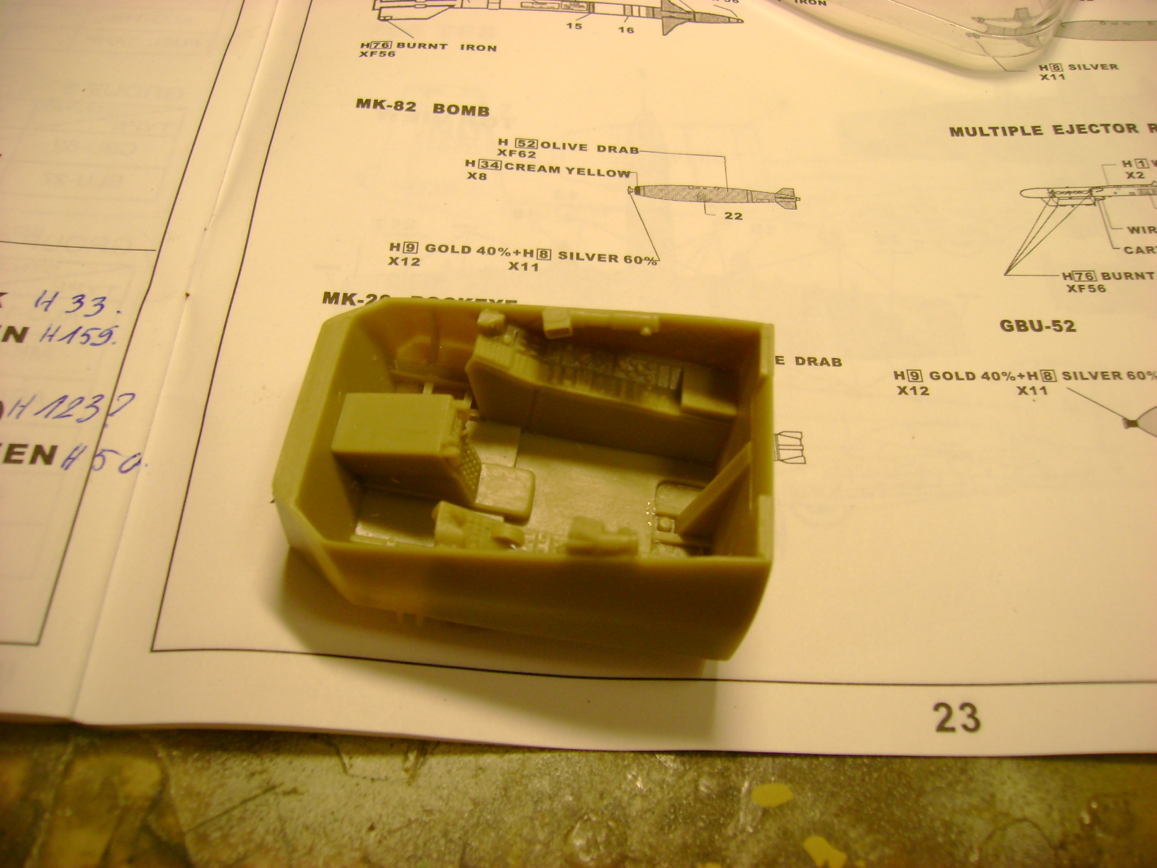 A-10 Thunderbolt II...1/32 Trumpeter + PE Edouard....( T-Bird) Up 02/12... 39780336