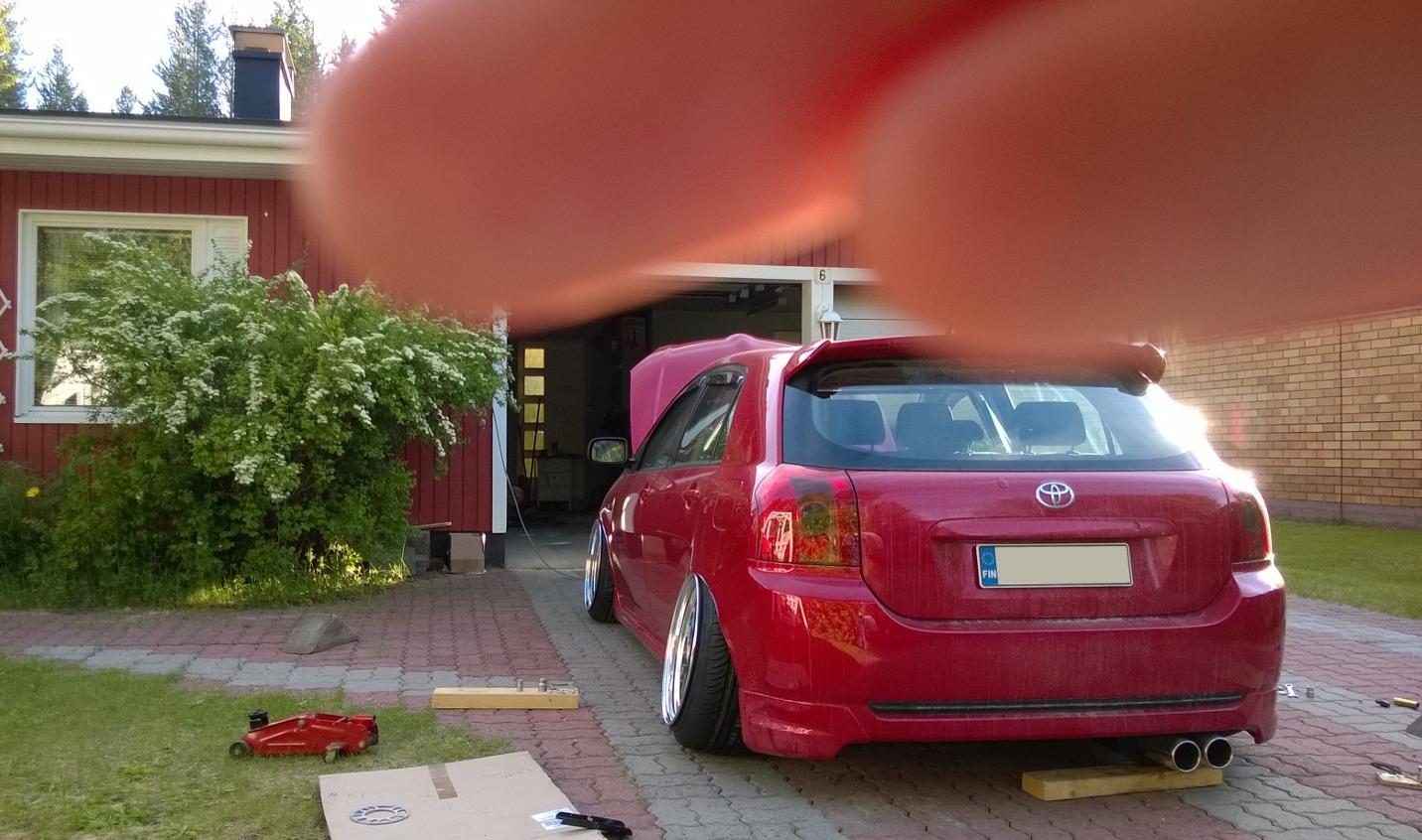 Japtoys & Fittest presents: Mysticin Toyota Corolla E12 B5ml