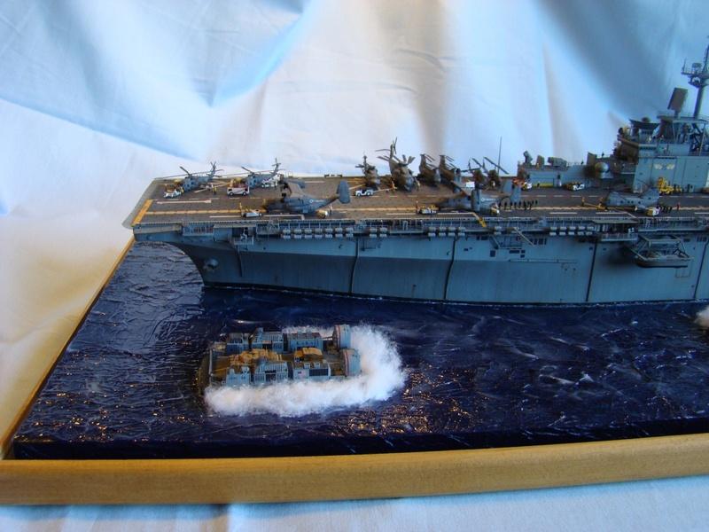 USS WASP LHD-1 1/350 Revell  Dsc09153g