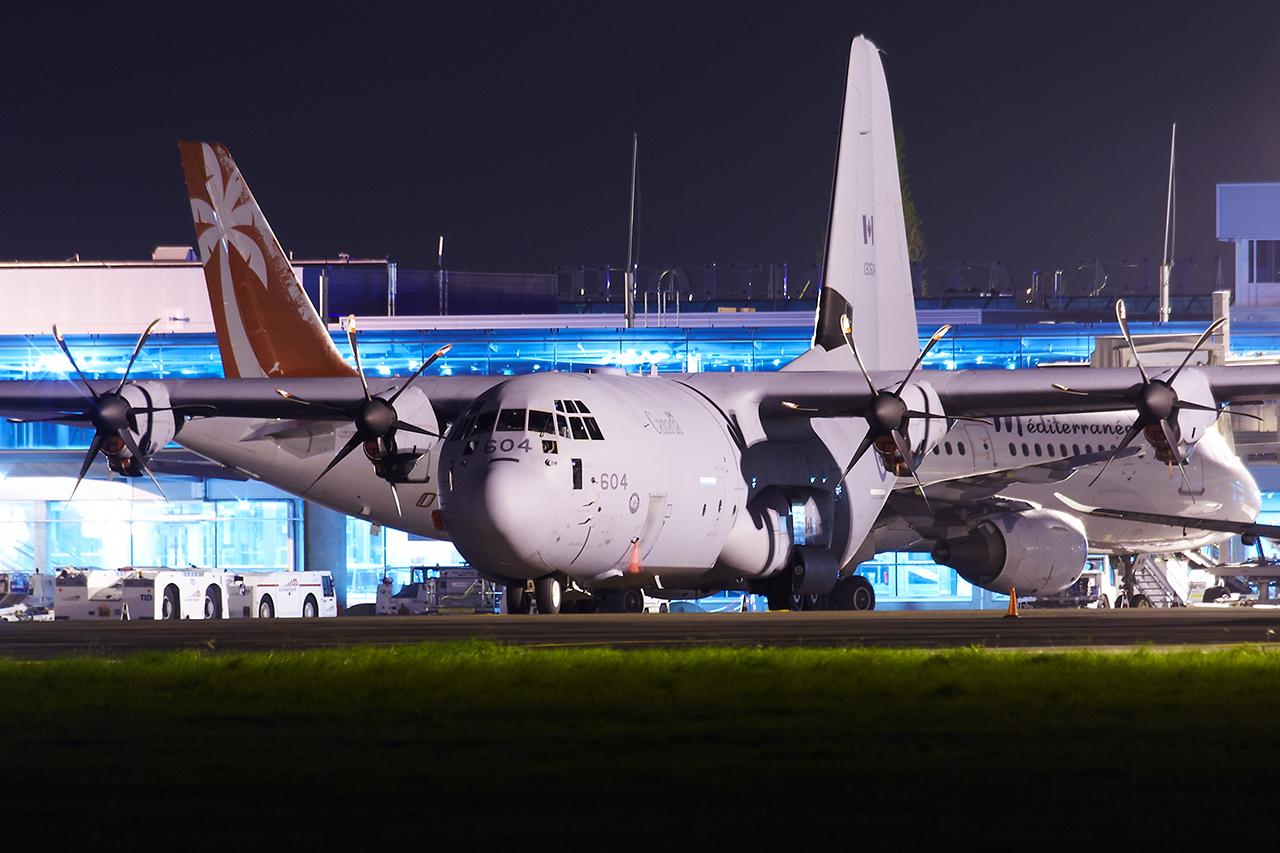 [14-15/11/2013] Lookheed Hercules C130J (130604) Canada Air Force 4ed1