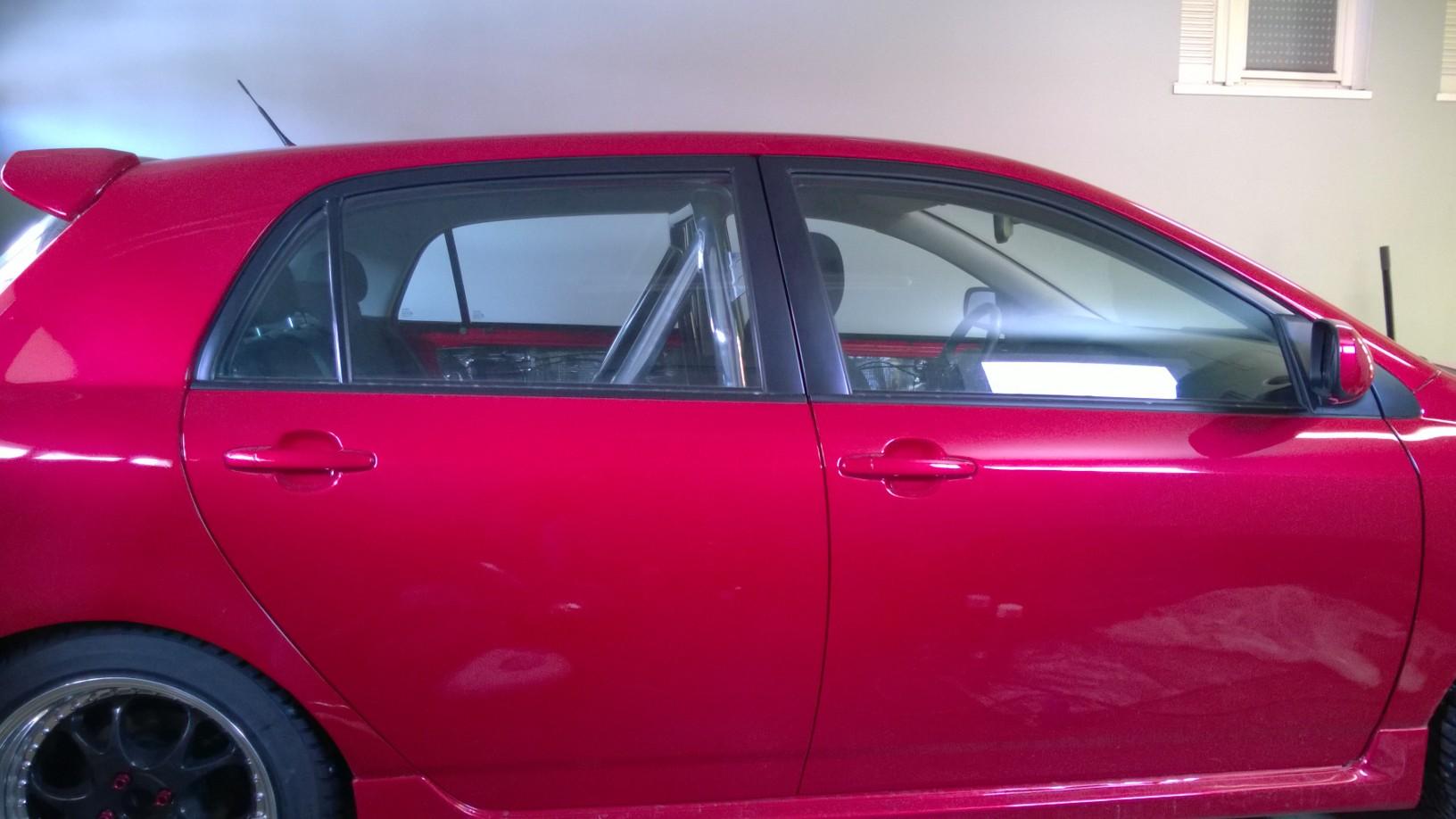 Japtoys & Fittest presents: Mysticin Toyota Corolla E12 Omb7