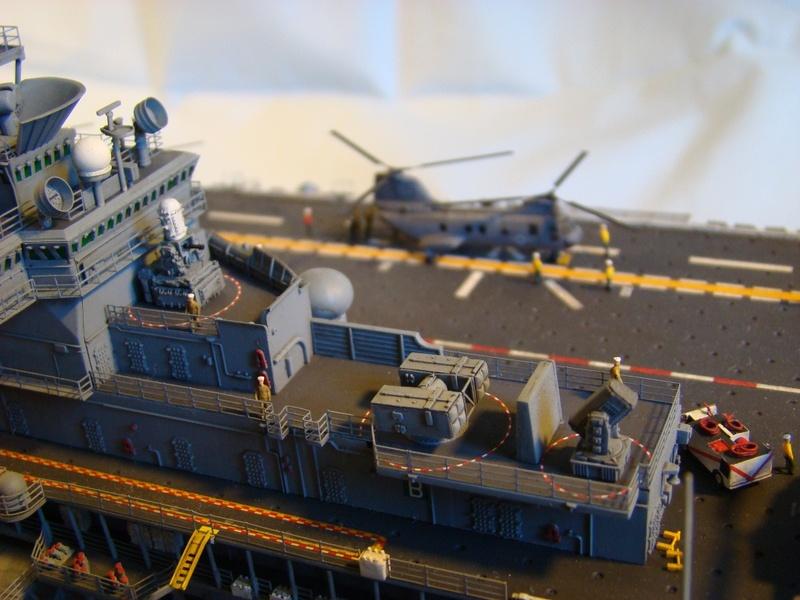 USS WASP LHD-1 1/350 Revell  Dsc09180f