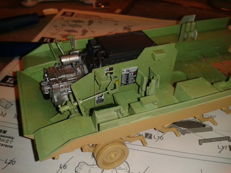 Bradleys M2A3 w/Busk III Meng 1/35 by T-Bird....Terminer !!!!! 0ufs