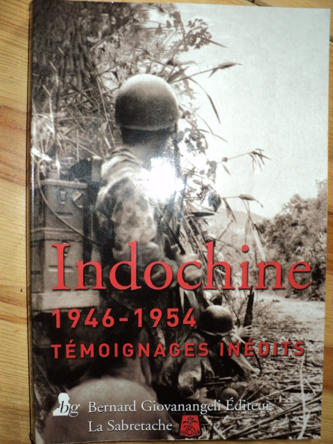 Indochine  1946-1954 Temoignages inedits  32548865