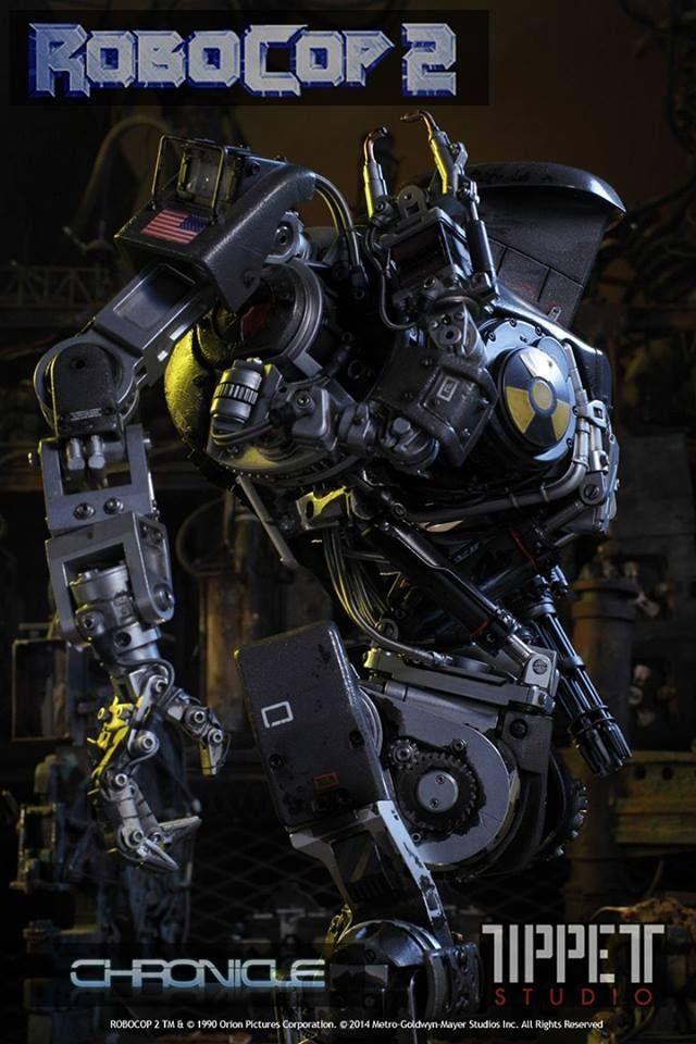 Chronicle ultimate Robocop line Por0