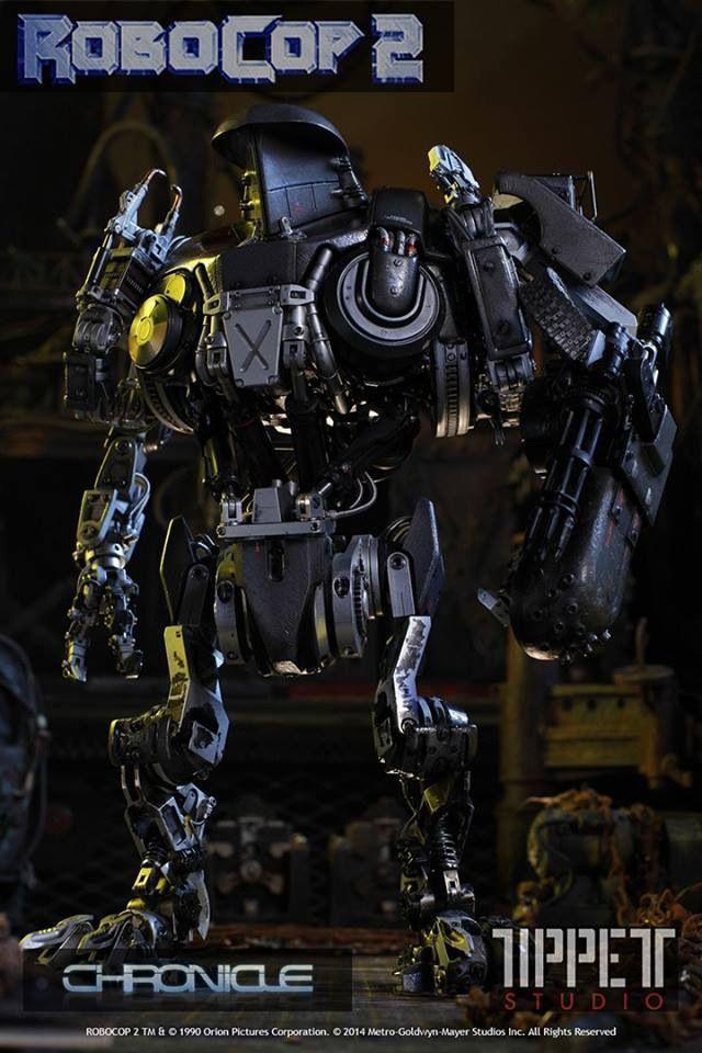 Chronicle ultimate Robocop line Nxjh