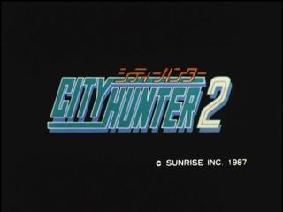 City Hunter 2 (9xDVD9) (1987) MHost Ita Serie Completa L17q