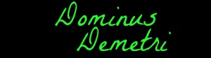 Demetri's Tales 7opw