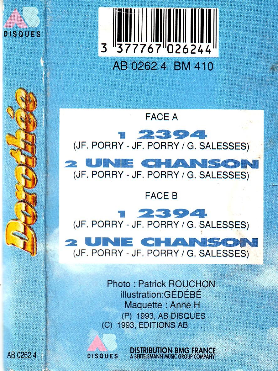 Dorothée et AB Productions - Page 3 Dorothee2394