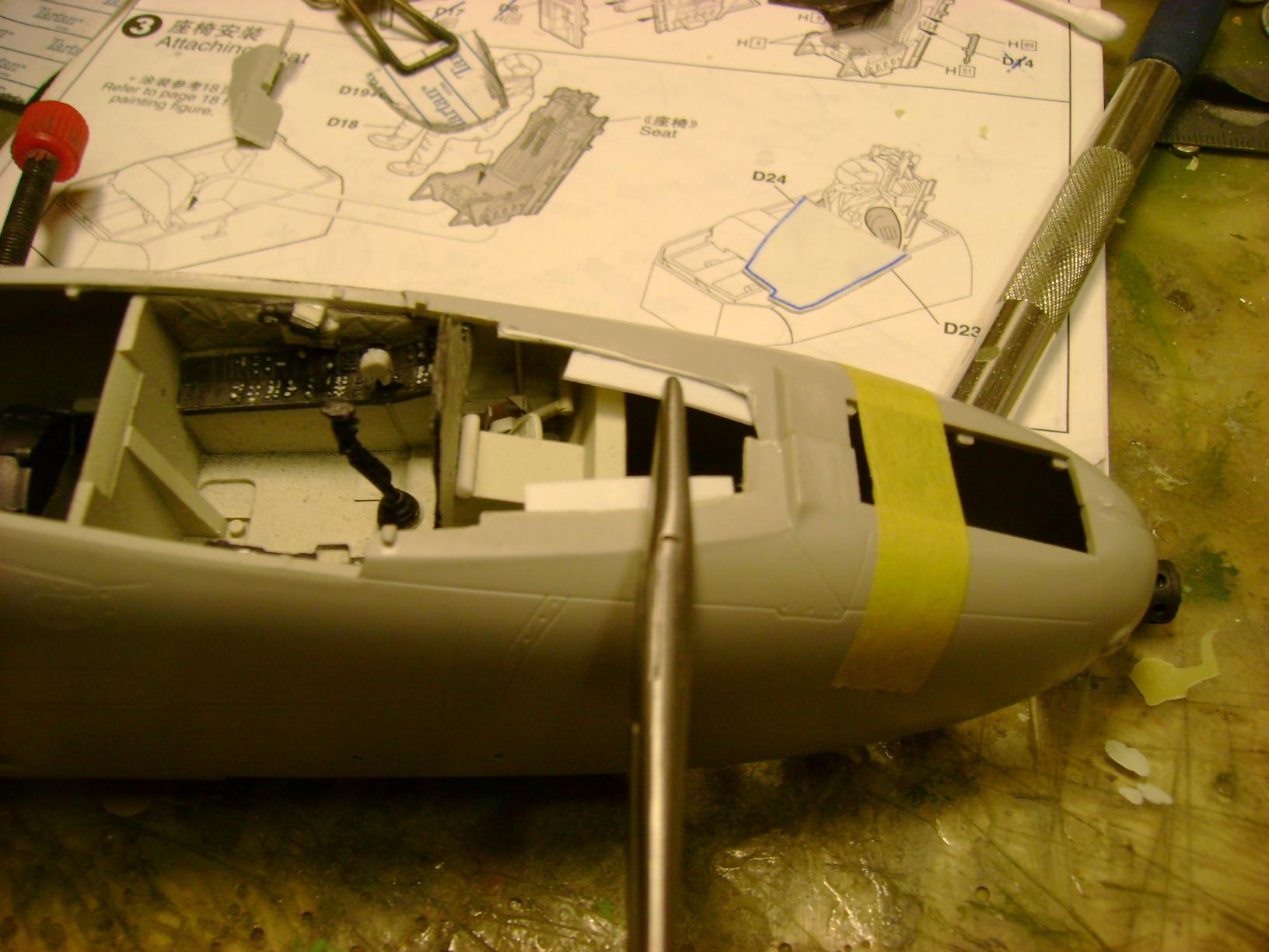 A-10 Thunderbolt II...1/32 Trumpeter + PE Edouard....( T-Bird) Up 02/12... 38544036r