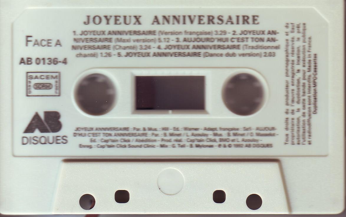 Dorothée et AB Productions - Page 3 Joyeuxanniversaire3