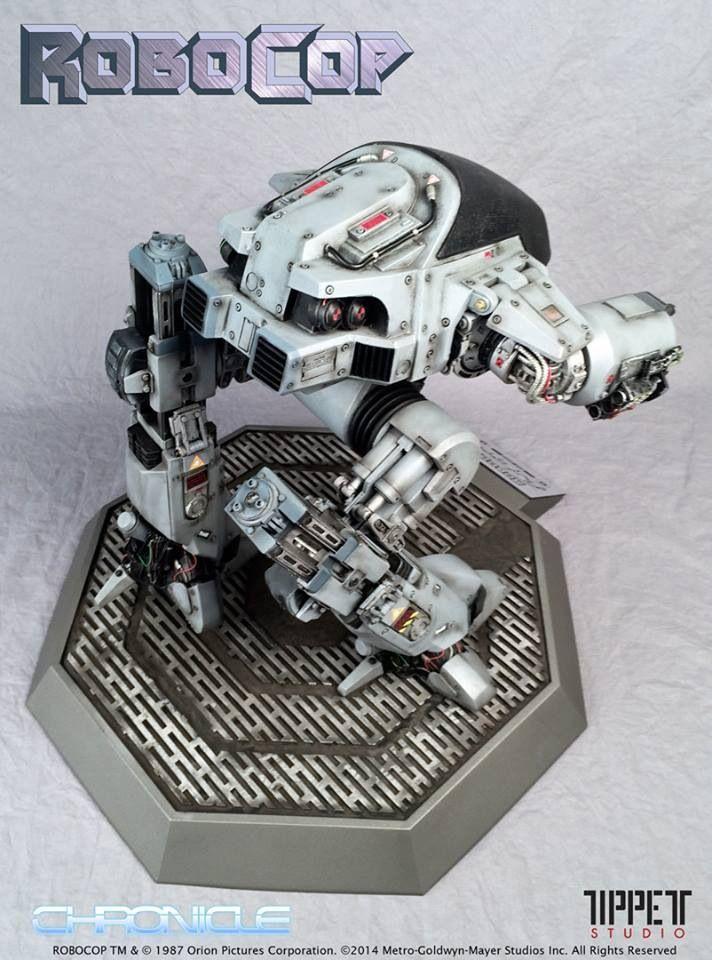 ED-209 par chronicle collectibles Xsqd