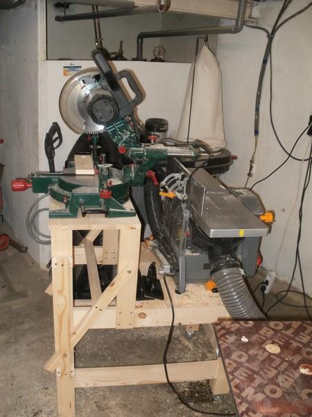 Quelques photos de mon atelier - Brico depot aspirateur ...