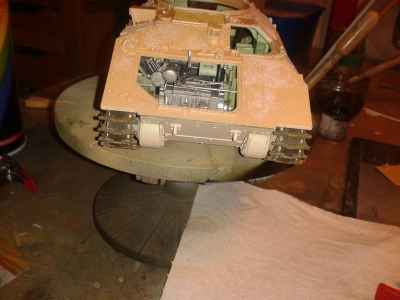Bradleys M2A3 w/Busk III Meng 1/35 by T-Bird....Terminer !!!!! Sedcr
